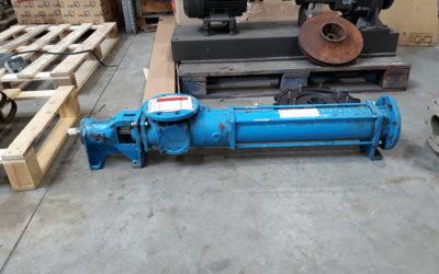 Réparation de pompe pour notre client CCB